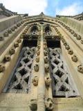 Kerktoren stock fotografie
