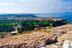Kerkyra Royalty Free Stock Image