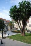 Kerkyra Square Stock Image