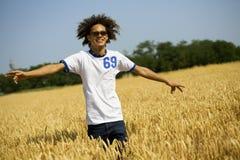 Kerl smiling11 Stockfotografie