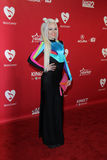 Kerli arrives at the 2012 MusiCares Gala honoring Paul McCartney Royalty Free Stock Photo
