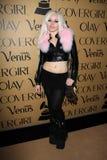 Kerli at Grammy Glam, MyHouse, Hollywood, CA 02-07-12. Kerli  at Grammy Glam, MyHouse, Hollywood, CA 02-07-12 Stock Photos