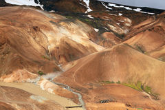 Kerlingarfjöll Royalty Free Stock Photography