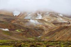 Kerlingarfjoll geothermal area, Iceland Stock Photo