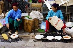 Kermis de la gente montañosa Fotos de archivo