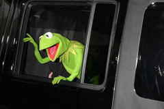 Kermit the Frog, The Muppets Royalty Free Stock Photo