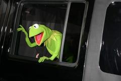 Kermit la rana, i Muppets Fotografia Stock Libera da Diritti