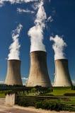 Kern elektrische centrale Stock Afbeelding