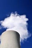 Kern elektrische centrale Temelin Stock Foto