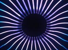 Kern Lichte Reactor vector illustratie