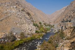Kern River Royalty Free Stock Photography