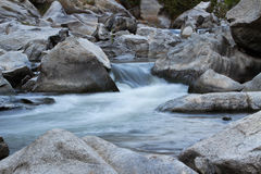 Kern River Royalty-vrije Stock Afbeelding