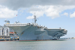Kern vliegdekschip Stock Fotografie