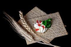 Kernachtig brood royalty-vrije stock afbeeldingen