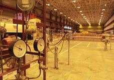 Kerncentrale Stock Foto's