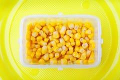 Kernel corn Stock Image