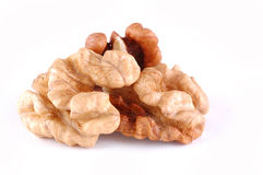The kernel of nut Royalty Free Stock Image