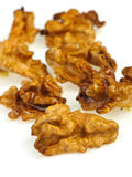 Kernel walnut Stock Images