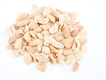 Kernels of the cleared nuts Stock Photo