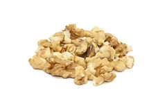Kernels walnut Royalty Free Stock Photos