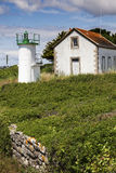 Kernevest Lighthouse Royalty Free Stock Photography