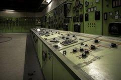 Kernreaktor in einem Wissenschaftsinstitut Lizenzfreie Stockfotografie