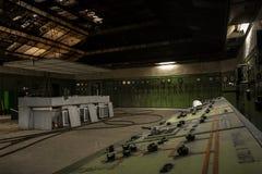 Kernreaktor in einem Wissenschaftsinstitut Lizenzfreies Stockfoto