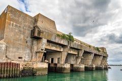 Keroman K3 Lorient Arkivbilder