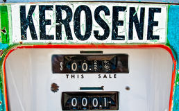 Kerosene Royalty Free Stock Photos