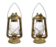 Kerosene lamp Royalty Free Stock Image
