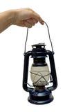 Kerosene lamp Stock Photography