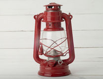 Kerosene lamp Royalty Free Stock Photos