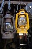 Kerosene lamps Royalty Free Stock Images