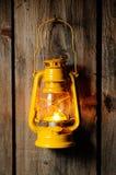 Kerosene lantern Stock Image