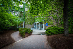 Kerr Hall, at Ryerson University, Toronto, Ontario. Royalty Free Stock Photo
