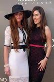 Kerri Kasem, Fashion Show Royalty Free Stock Photos