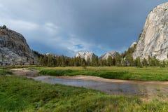 Kerrick Meadows, Yosemite National Park Royalty Free Stock Photo