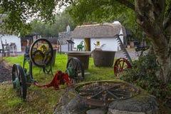 Kerry Bog Village Museum imagem de stock