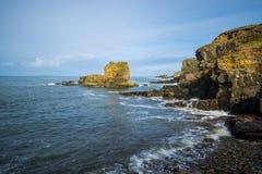 Kerry Coast Arkivfoto