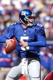 Kerry Collins new york giants Obrazy Stock