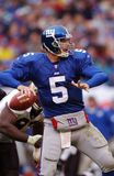 Kerry Collins new york giants Zdjęcia Royalty Free