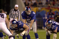 Kerry Collins, Super Bowl XXXV Royalty Free Stock Images