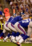 Kerry Collins, Super Bowl XXXV. New York Giants QB Kerry Collins.  (Image taken from color slide Stock Photography