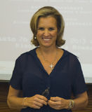 Kerry kennedy portrait conversation Royalty Free Stock Image