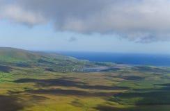 Kerry landscape, ireland Royalty Free Stock Photo