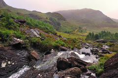 Kerry Mountains Stock Images
