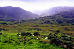 Kerry Mountains Royalty Free Stock Images