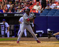 Kerry Robinson, St. Louis, Cardinals OF. Royalty Free Stock Images