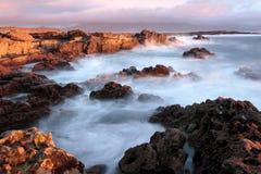 Kerry-Sonnenuntergang, Irland Lizenzfreies Stockbild