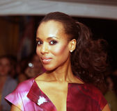 Kerry Washington Stock Afbeeldingen